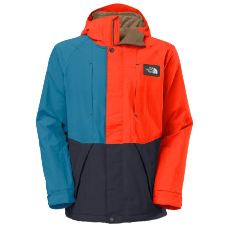 The North Face Turn It Up Ski Jacket - Waterproof (For Men)