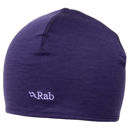 Rab MeCo 165 Beanie - Merino Wool (For Men)