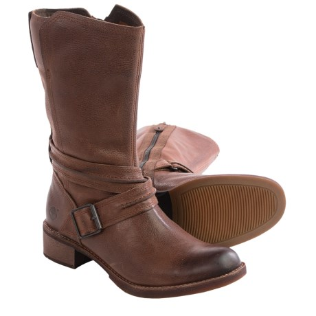 Timberland Whittemore Mid Boots - Leather (For Women)