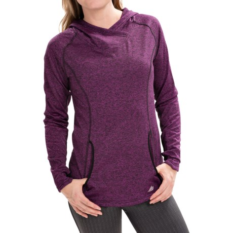 Free Country B Cozy Cowl Hoodie (For Women)