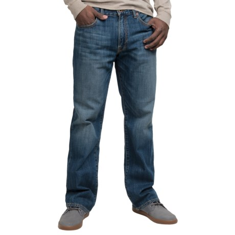 Lucky Brand 361 Vintage Jeans - Straight Leg, Low Rise (For Men)