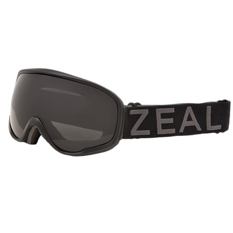 Zeal Forecast Ski Goggles - Polarized