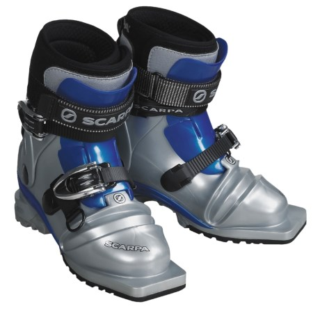 Scarpa T3 Lady Telemark Ski Boots - 75mm (For Women)