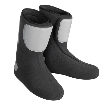Scarpa PlusFit Mid Ski Boot Liners (For Men and Women)