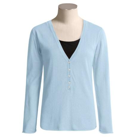 Aventura Clothing Neve Shirt - Long Sleeve (For Women)