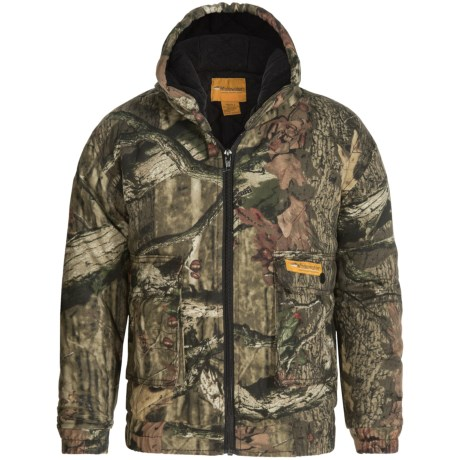 Scentblocker Hooded Jacket - Insulated (For Big Kids)