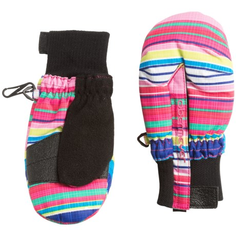 Obermeyer Thumbs Up Print Mittens - Waterproof, Insulated (For Little and Big Kids)