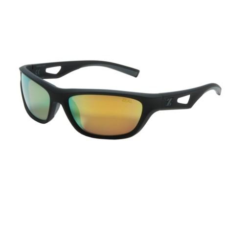 Zeal Emerge Sunglasses - Polarized Mirrored Lenses