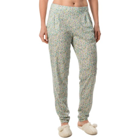 Calida Favourites Pull-On Pajama Pants - Cotton-Modal (For Women)