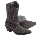 Laredo Runaway Cowboy Boots - Leather, Snip Toe (For Women)