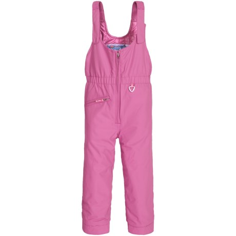Obermeyer Snoverall Bib Overalls - Waterproof, Insulated (For Toddlers and Little Girls)