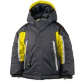 Obermeyer Cruise Snow Jacket - Waterproof, Insulated (For Toddlers and Little Boys)