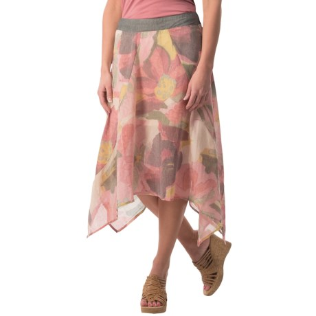 dylan Spanish Floral Skirt (For Women)