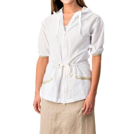 dylan Mesa Anorak Jacket - Elbow Sleeve (For Women)