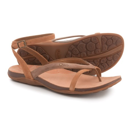 Chaco Sofia Gladiator Sandals - Leather (For Women)