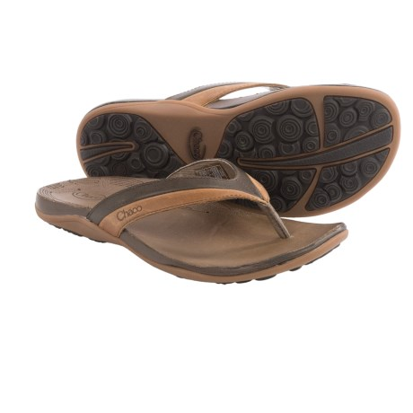 Chaco Abril Flip-Flops - Leather (For Women)