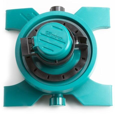 Gilmour Adjustable Pattern Master Circular Sprinkler