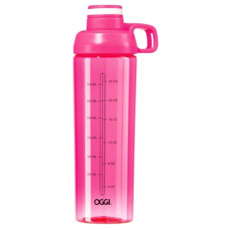 OGGI Tritan Wide Mouth Water Bottle - BPA-Free, 30 fl.oz.