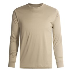 Wickers Long Underwear Shirt - Comfortrel®, Moisture-Wicking, Long Sleeve (For Tall Men)
