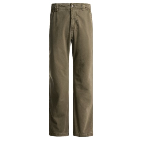 Gramicci Guide Pants - Cotton Twill (For Men)