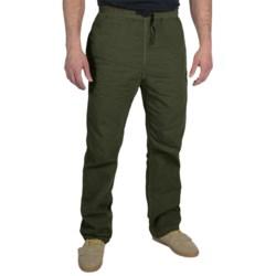 Gramicci Original G Dourada Pants - Cotton Twill, Straight Leg (For Men)