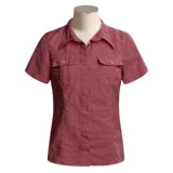 Gramicci Tikal Trekker Shirt - Short Sleeve (For Women)