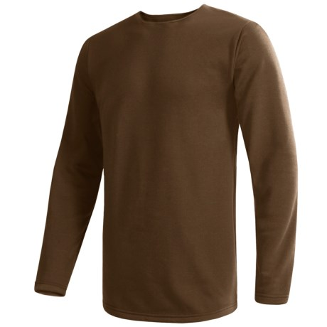 Wickers Comfortrel® Long Underwear Top - Expedition Weight, Long Sleeve (For Tall Men)