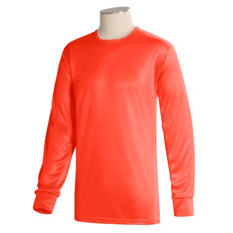 Wickers Long Underwear Top - Midweight, Comfortrel®, Long Sleeve (For Tall Men)