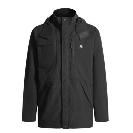 Carhartt Shoreline Nylon Coat with Hood - Waterproof (For Men)