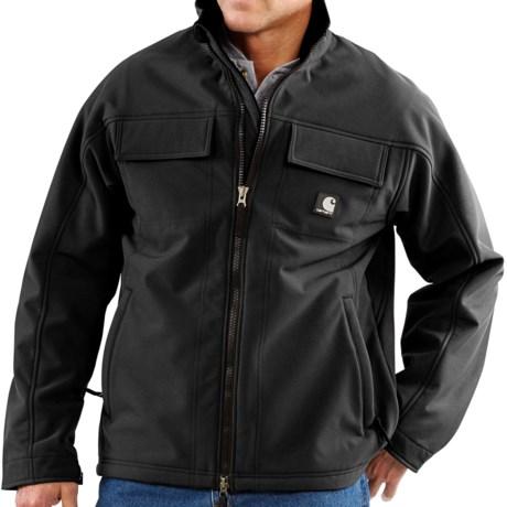 Carhartt Traditional Work Jacket - Soft Shell (For Men)