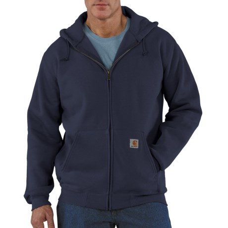 Carhartt Heavyweight Hoodie Sweatshirt - Zip Front, Factory Seconds (For Men)