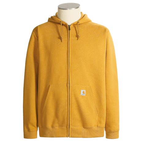 Carhartt Heavyweight Hoodie Sweatshirt - Zip Front, Factory Seconds (For Men)