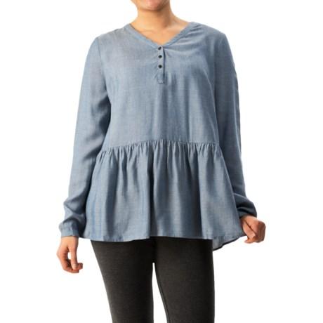 G.H. Bass & Co. Hayden Shirt - Rayon, Long Sleeve (For Women)