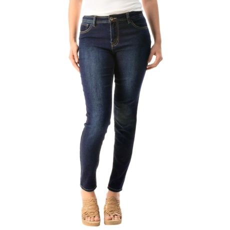 G.H. Bass & Co. Jenny Legging Jeans - Stretch French Terry (For Women)