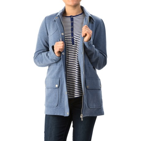 G.H. Bass & Co. Gia Fleece Jacket (For Women)