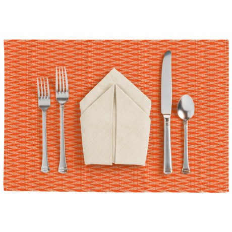 Now Designs Zigzag Placemat - Vinyl