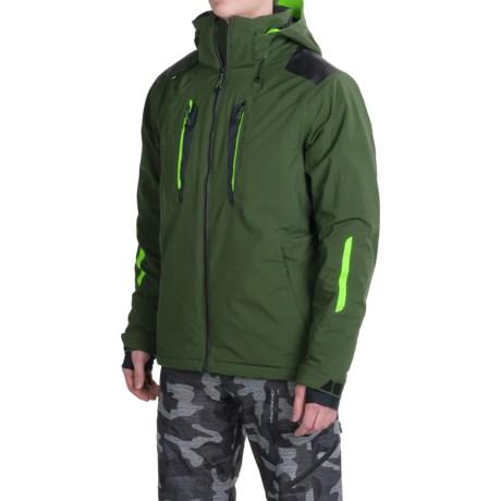 Obermeyer Foundation Permaloft Ski Jacket - Insulated (For Men)