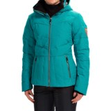 Obermeyer Cascade Down Ski Jacket - 480 Fill Power (For Women)