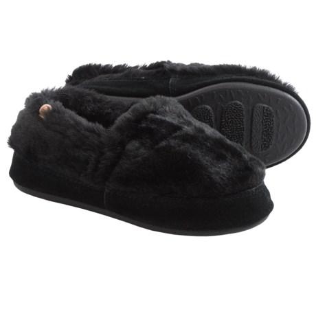Acorn MOC Slippers (For Women)