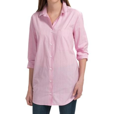 G.H. Bass & Co. Cotton Shirt - Long Sleeve (For Women)