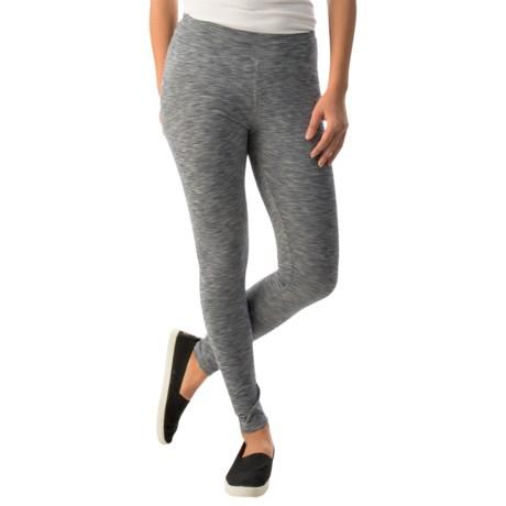 G.H. Bass & Co. Space-Dyed Stripe Leggings (For Women)