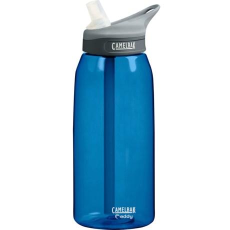 CamelBak Eddy Water Bottle - BPA-Free, 1L