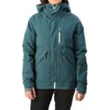 Flylow Jody Down Ski Jacket - Waterproof, 600 Fill Power (For Women)