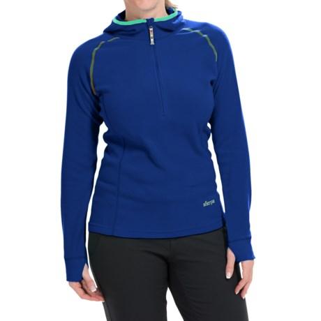 Sherpa Adventure Gear Namche Polartec® Hoodie - Zip Neck (For Women)