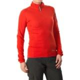 Sherpa Adventure Gear Dikila Shirt - UPF 50+, Zip Neck, Long Sleeve (For Women)