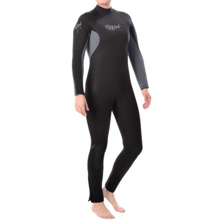 Xcel Hydro Tri-Density 7/6/5mm Full Wetsuit (For Women)
