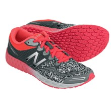 New Balance Fresh Foam Zante Running Shoes (For Little and Big Kids) in Pink - Closeouts