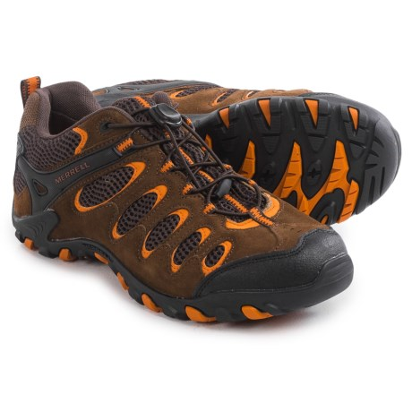 Merrell Vertis Ventilator Stretch Hiking Shoes (For Men)