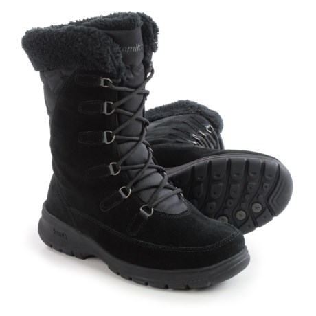 Kamik Boston Snow Boots - Waterproof, Insulated (For Women)
