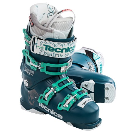 Tecnica 2015/16 Cochise Pro Ski Boots (For Women)